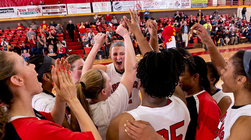Women's basketball selected to NCAA Tournament