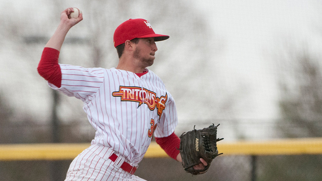 UMSL's Alan Frank named GLVC Baseball Pitcher of the Week