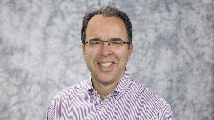 Gregory Geisler, professor of accounting at UMSL