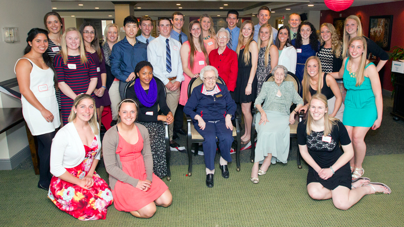 9 moments of Brentmoor community, UMSL Tritons together at 'Senior Prom'