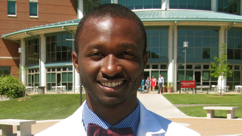 UMSL student elected to optometry's top US student leadership position