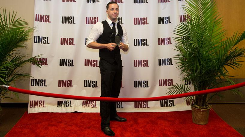 Leadership awards night includes red carpet, lots of selfies