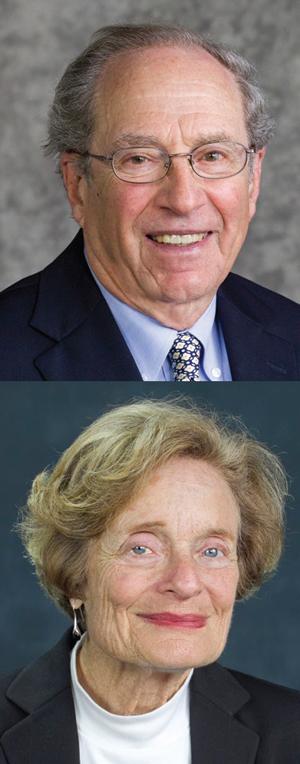 Benjamin and Susan Uchitelle