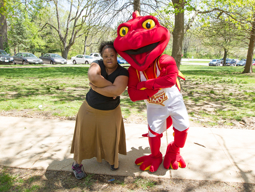 Eye on UMSL: Triton pride