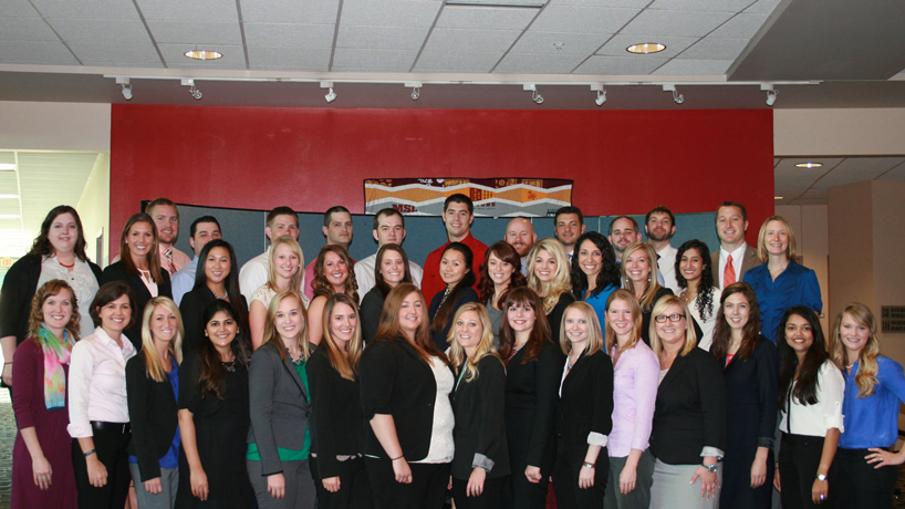 From classroom to career: Latest wave of optometry graduates enter work force