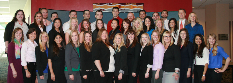 UMSL College of Optometry Class of 2014