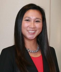 UMSL alumna Emily Pike, OD 2014