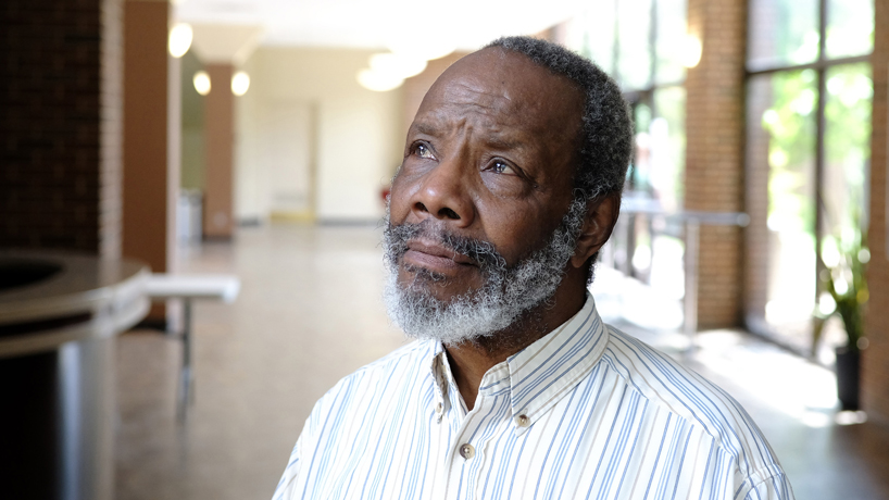 Henry Ballard, 70, recent UMSL graduate