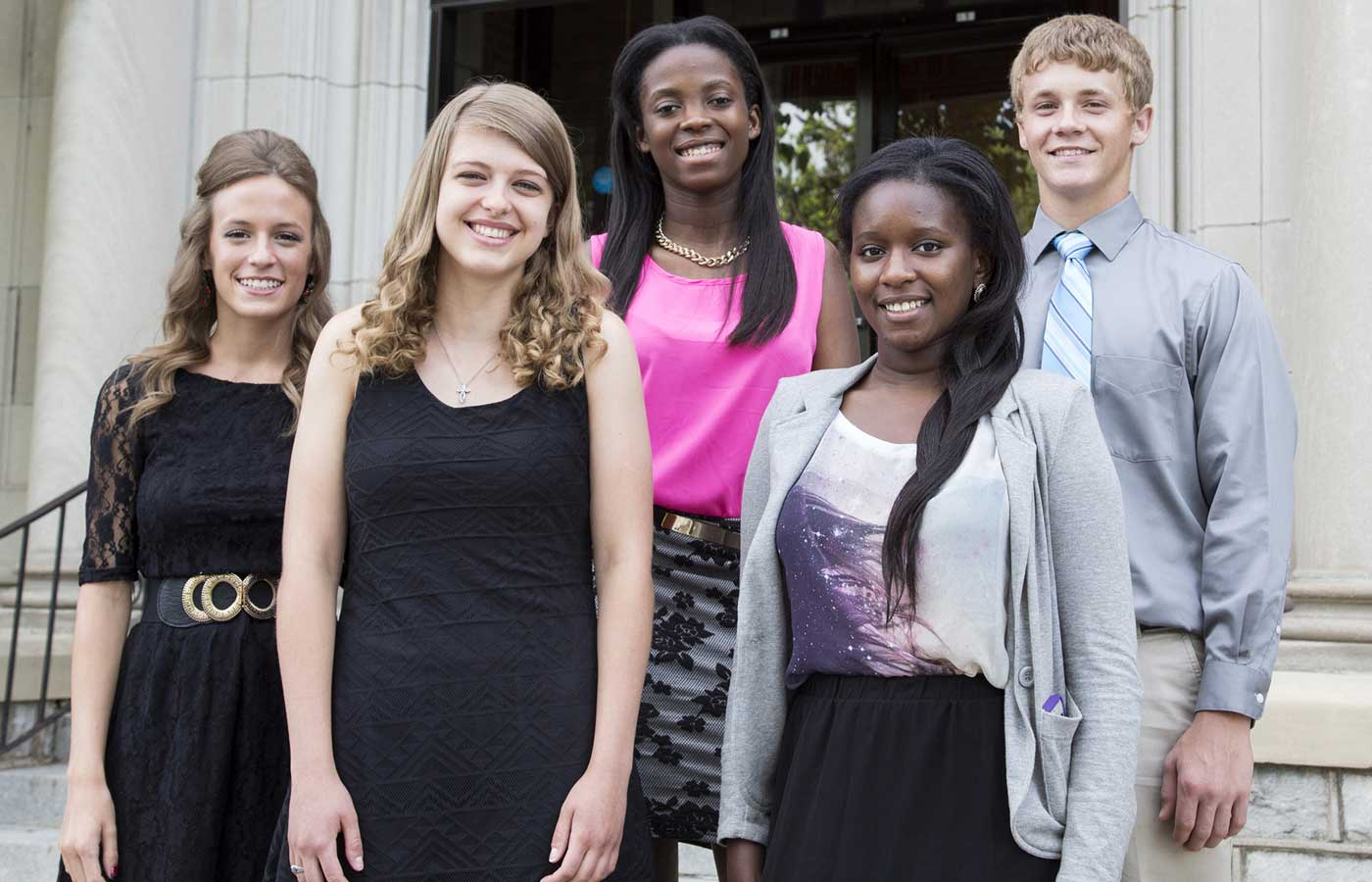 UMSL's 2014 Opportunity Scholars