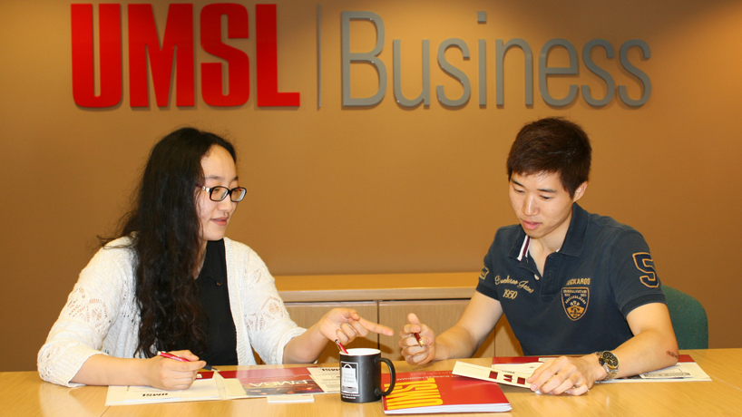Looking good: New visual identity campaign to reinforce UMSL's brand position
