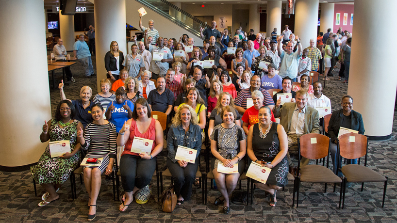 Eye on UMSL: Awesome awardees