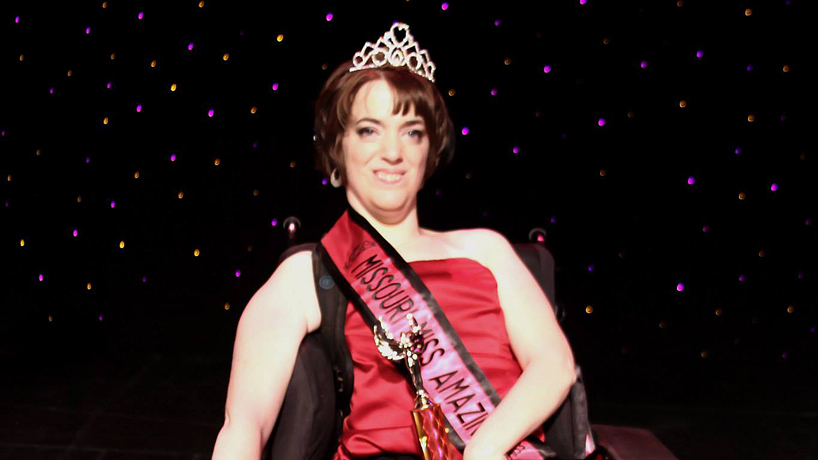 UMSL student is Missouri's Miss Amazing