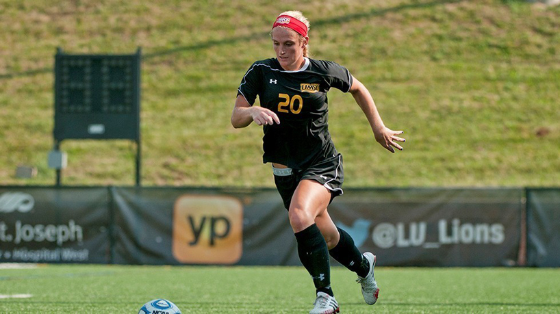 Hurlbut named GLVC Women's Soccer Offensive Player of the Week