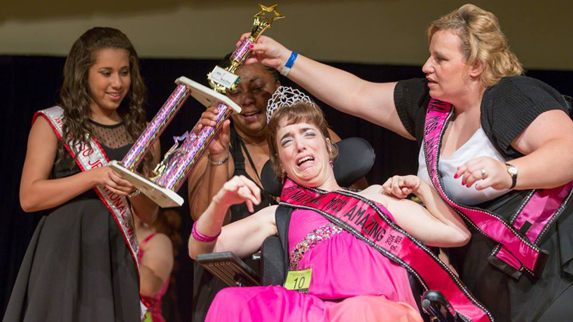 UMSL senior is national Miss Amazing