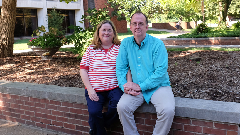 Couple's love story, longtime ties to UMSL began freshman year