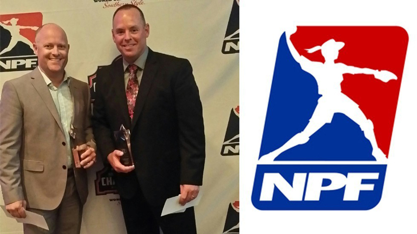Levin and assistant named Coaching Staff of the Year in National Pro Fastpitch