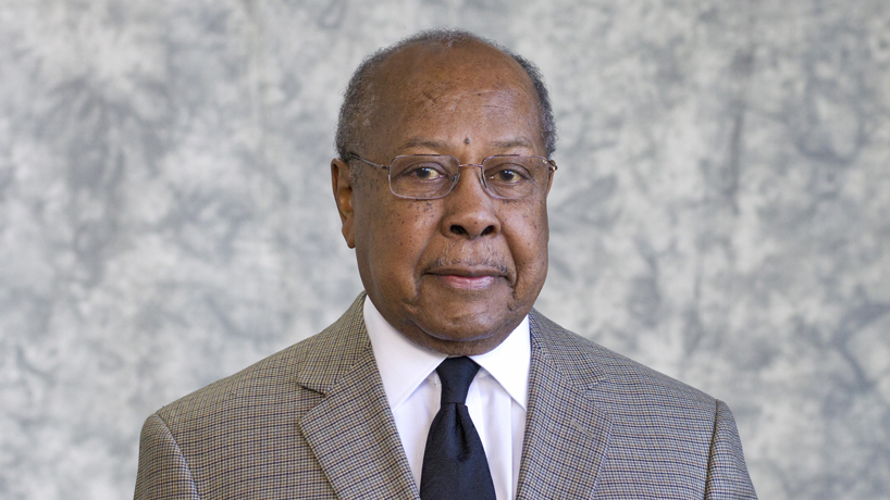 After two decades at UMSL, historian Adell Patton recounts his own past