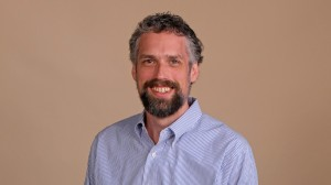 Shane Seely, assistant professor of English at UMSL