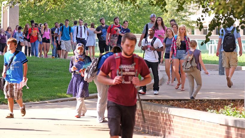 Over the top: UMSL enrollment exceeds 17,000 total students