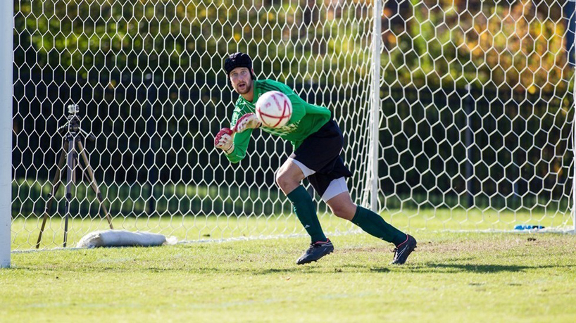 Lenkman named GLVC Men's Soccer Defensive Player of the Week