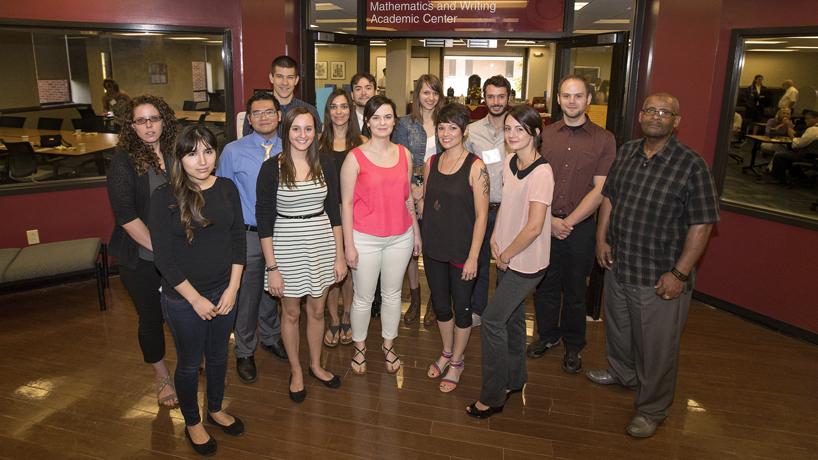 Meet UMSL's 2014-2015 Meehan scholars