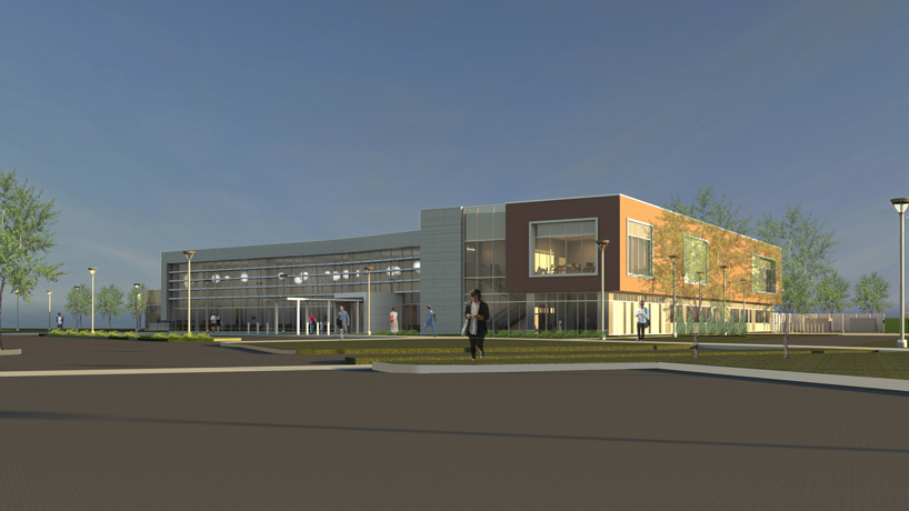 HOK designs new UMSL Patient Care Center