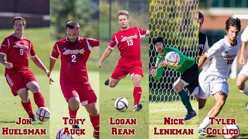Huelsman earns First Team All-GLVC Honors; 4 others tabbed Third Team