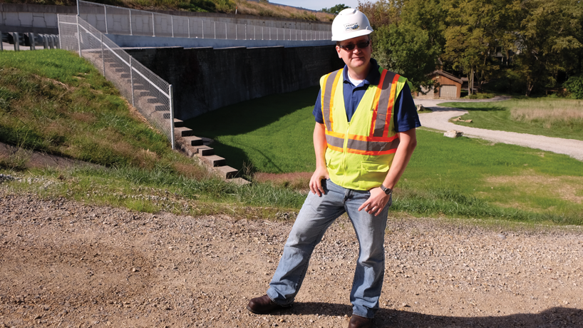 ​Career Services helps UMSL engineering alumnus land MoDOT job