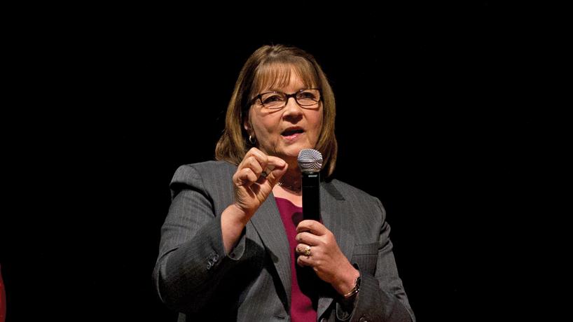 Susan Kendig: Lifelong nursing scholar who earned law degree