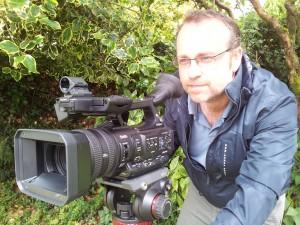 Filmmaker Paul O'Reilly