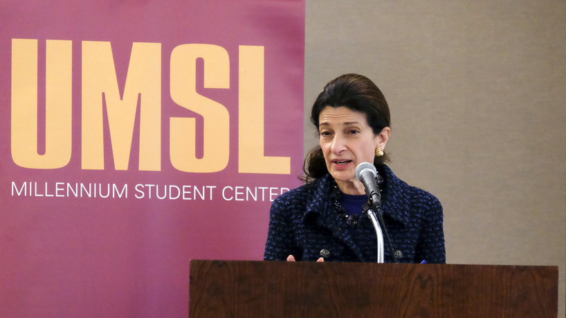 Former Sen. Snowe, panelists tackle political dysfunction, ways forward