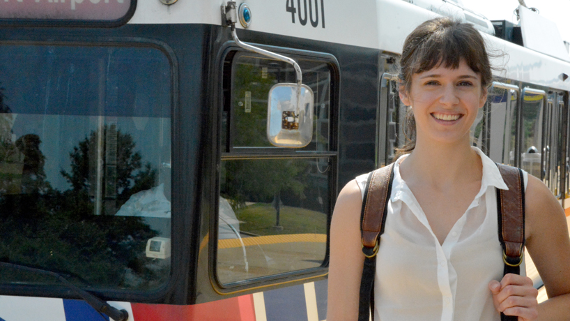 Metro transit spotlights car-free commuters on campus