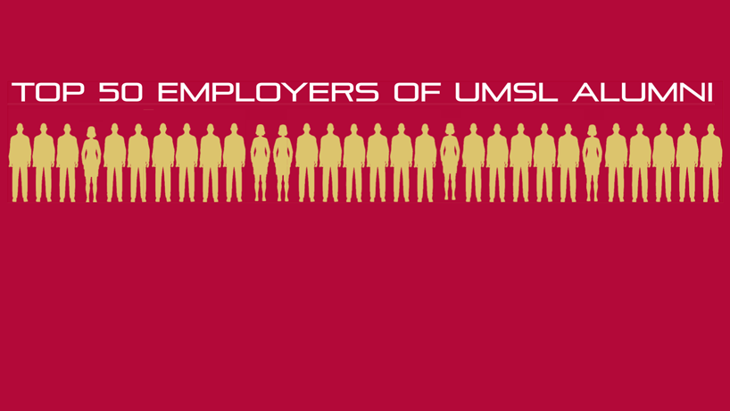 Who hires UMSL alumni?