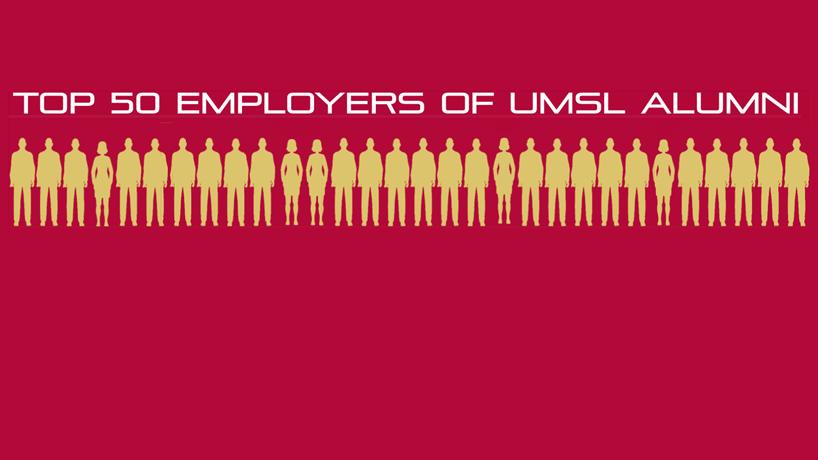 Who hires UMSL alumni?
