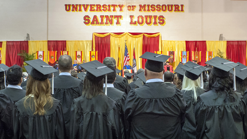 December graduation applauds nearly 700 new UMSL alumni