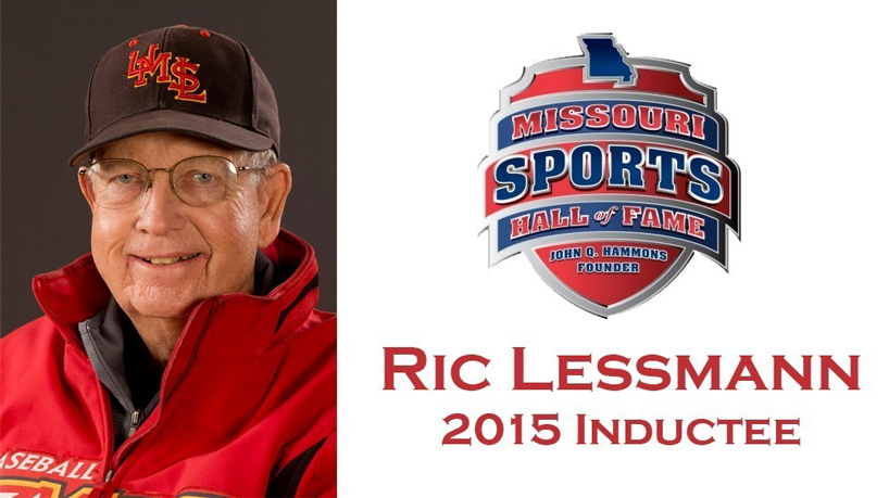 Missouri Sports Hall of Fame to induct Assistant Baseball Coach Ric Lessmann