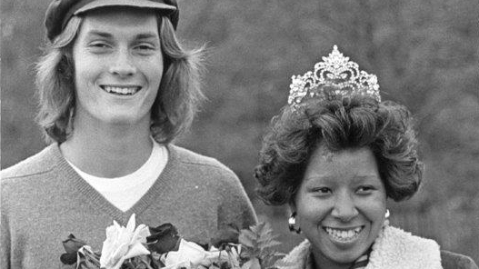Alumni homecoming royalty remember rocking the boat in 1975 vote