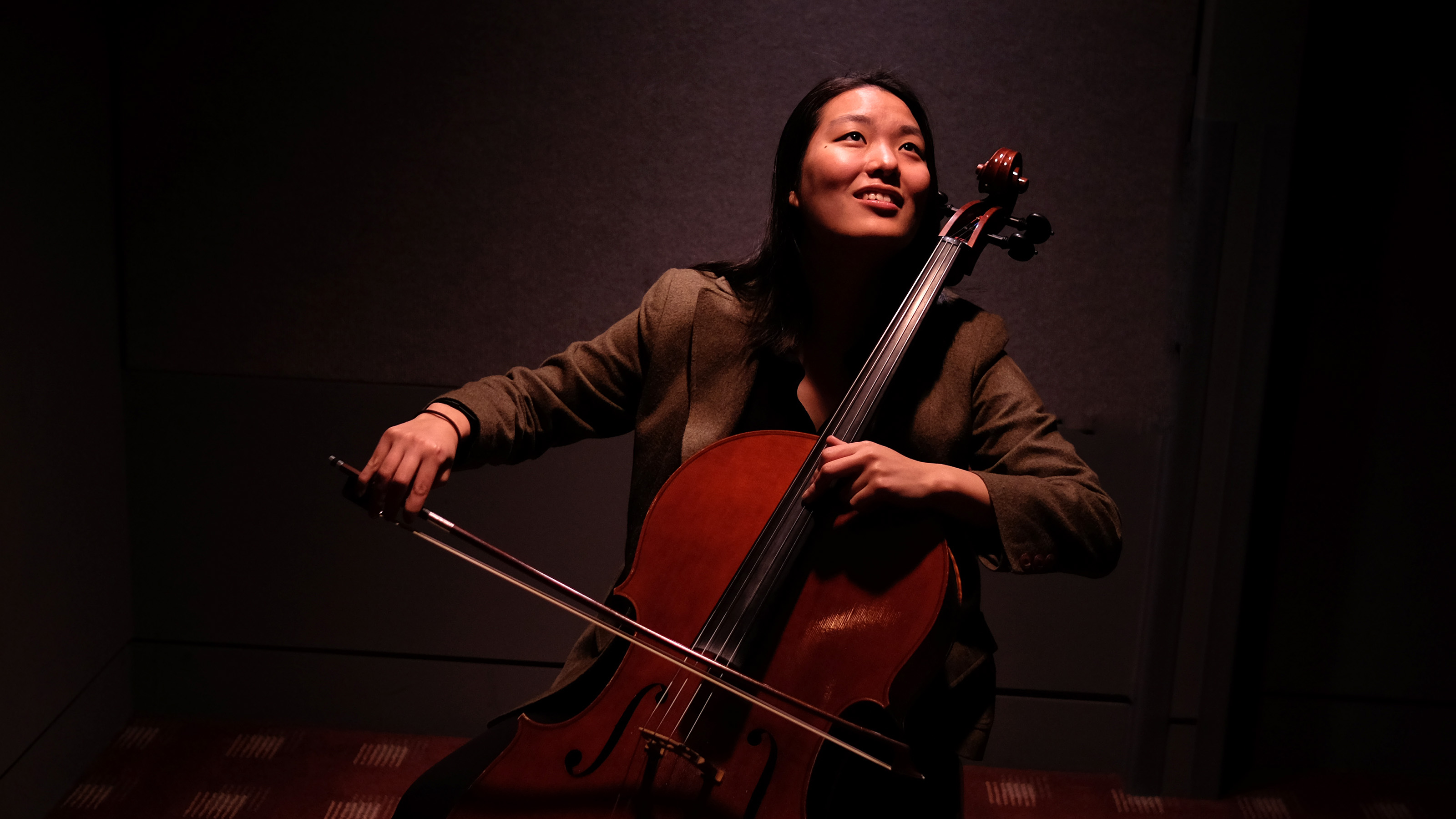 Joanne Lee finds success with cello