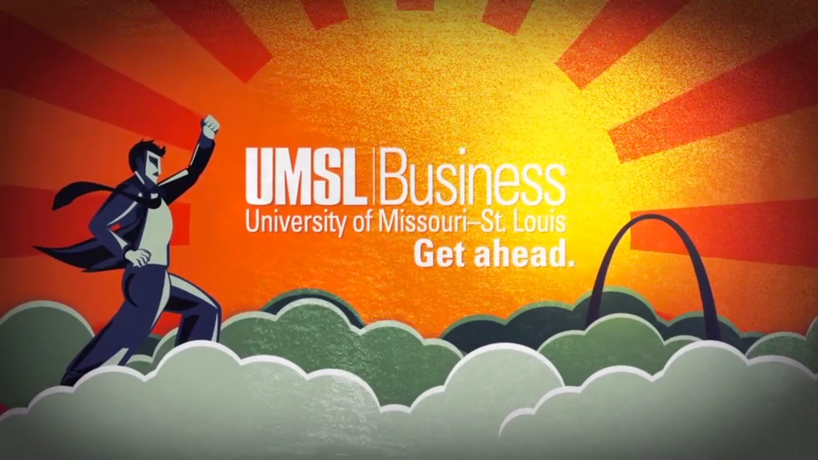 UMSL launches MBA animated campaign