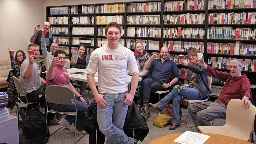 Language student headed to Germany on scholarship