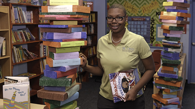 Fun-filled homecoming week also packed with giving back