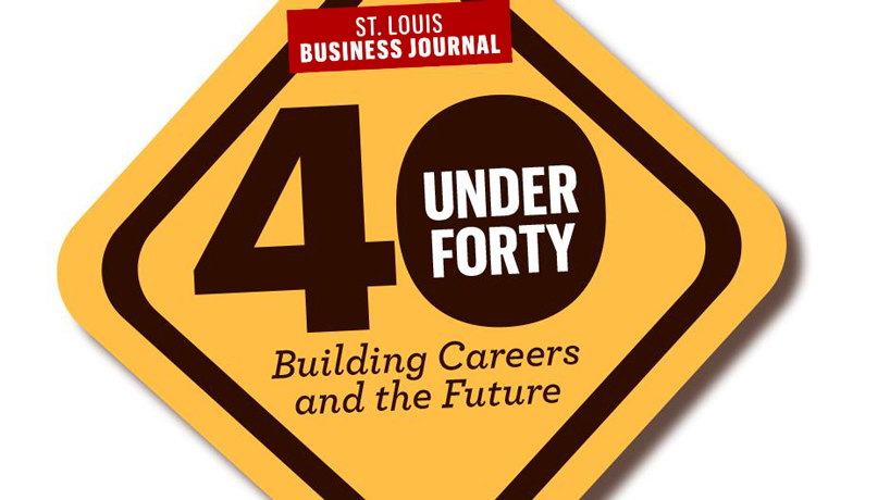 St. Louis Business Journal: 40 Under 40