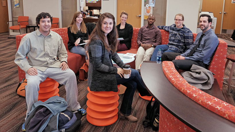 Student projects, community networks spur UMSL crowdfunding