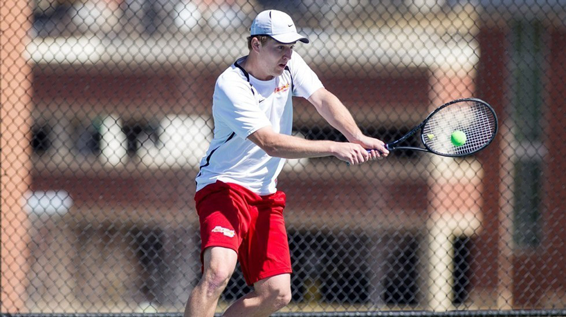 Mueggenburg named GLVC Men's Tennis Player of the Week