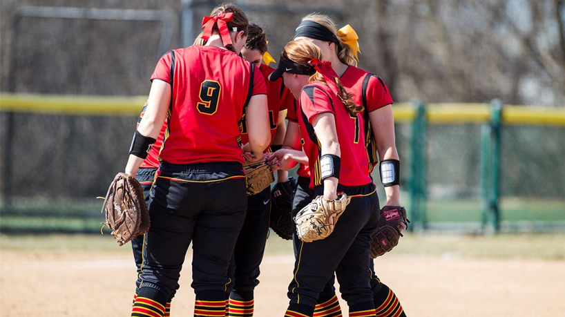 Softball achieves program-best No. 3 national ranking in NFCA DII poll