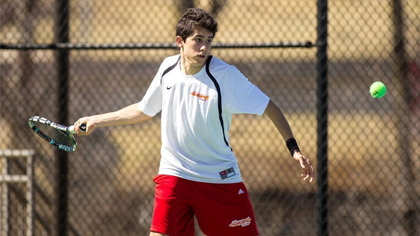 Maza-Martin earns GLVC Men's Tennis Player of the Week