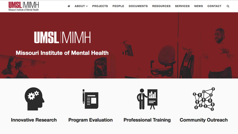 MIMH website gets facelift