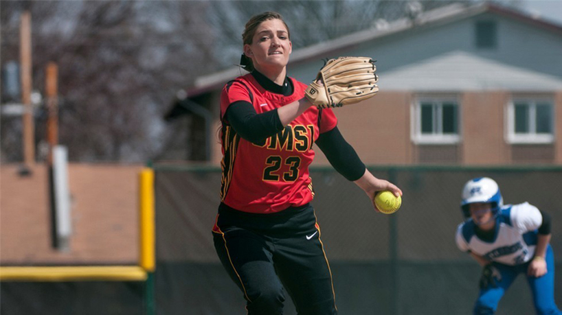Perryman named Louisville Slugger/NFCA National Co-Pitcher of the Week