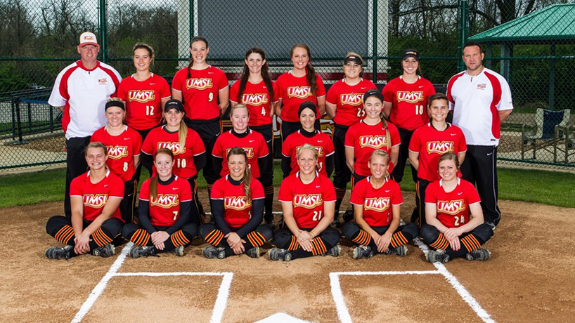 Softball makes program history, ranks No. 1 in latest NFCA DII Poll