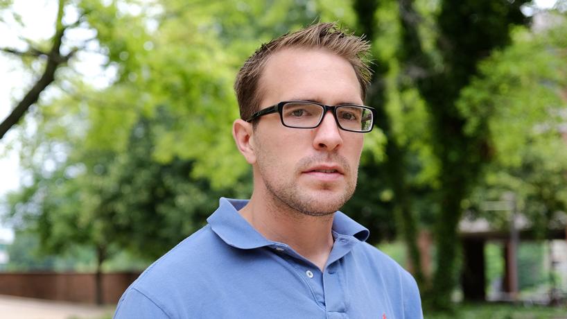 PhD candidate Ryan Barrett heads for Belarus on Boren fellowship
